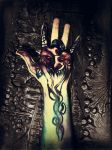 Forced hand by RemiReckless