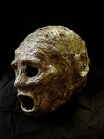 mummified head of jack 2 by FraterOrion