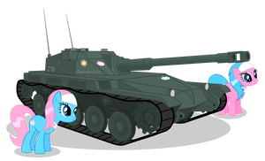 Lotus and Aloe  found ELC AMX by DolphinFox