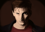 David Tennant by Kekosas