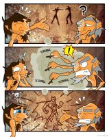 Cave Art of Sorts by Bosshamster