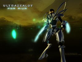 Starcraft - for aiur by ULTRAZEALOt