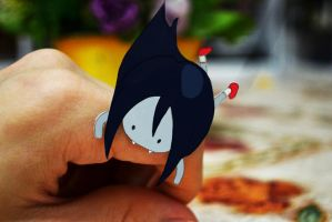 prank marceline! - adventure time by summilly