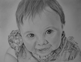 Baby Layla by MariaSkyba