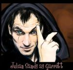 Julian Sands as Garrett by quotidia