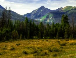 Rocky Mountain National Park by KRHPhotography