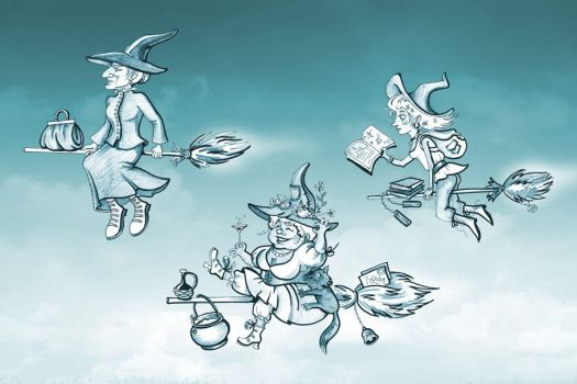 Witches abroad by Marinelli