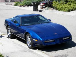 1985 Corvette L98 by wannabemustangjockey