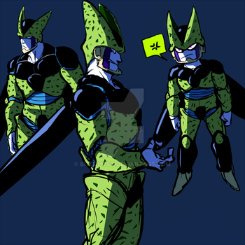 Perfect Cell by BITEGHOST