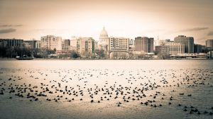 Downtown Capitol 2 by Richteralan