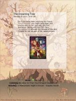The Dreaming Tree Journal Skin by Endorell-Taelos