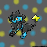 Luxray by CoolUmbreon