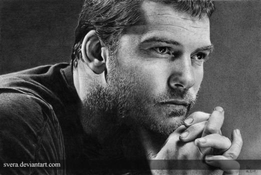 Sam Worthington by Svera