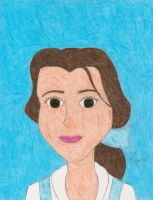 A Portrait of Belle by daisyplayer2point1