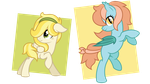 cute mare adoptables by ivyhaze