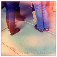 Hunger Games Ugg Fest by TheDevlyn