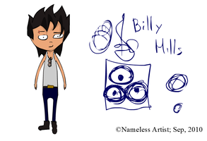 Billy Hills by A-Nameless-Wolf