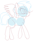 Wip adoptable`s NO base (one pony fo now) by CosmicCookies3