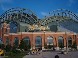 Miller Park by Hat-in-the-Cat
