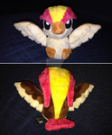 Pidgeot by ballerbandgeek