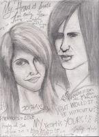 josh farro and hayley williams by rolfpassage