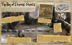 Labyrinth Guide - The Bog by Chaotica-I