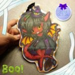 Insta  Badge Demon by Galaxys-Most-Wanted
