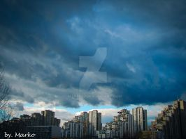Storm is coming. by mare037