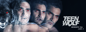 Teen Wolf - Derek by TeenWolfInstinct