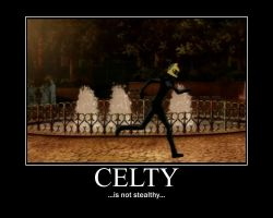 Celty's Fault by icewolfknight36
