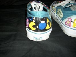Nintendo Shoes back1 by raashton