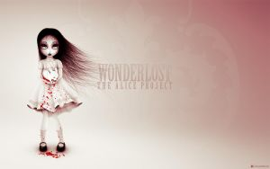 Wonderlost: Alice Rev WP by xanthic