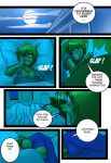 Filthy Donna #3 - Page 01 by maxmam