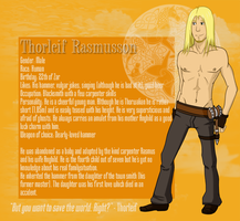 Thorleif Rasmusson by Niqesse-Pistache