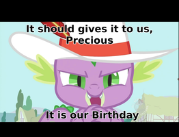 It's our Birthday, precious by nhoj757