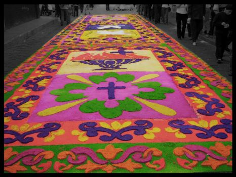 Alfombra by blizzy123 by guatemalan