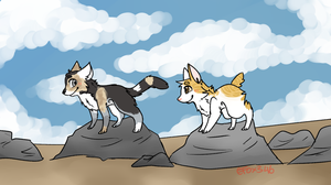 TWG:: I'm on top of the world! [Assignment] by Crazyfox346