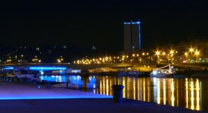 Rouen by night... by Makavelie