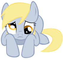 Derpy misses you by VaneFox
