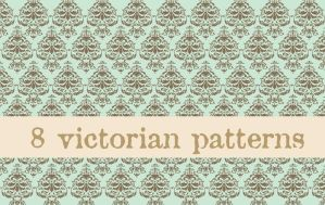 Victorian Patterns by natalia-factory