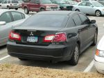 2010 Mitsubishi Galant FE [Beater] by TR0LLHAMMEREN