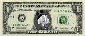 McDuck Dollar by Liranan
