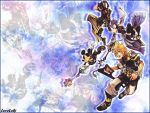 KH BBS Wall by LoveLoki
