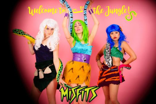 The Misfits - Jungle Version (JEM) by HellBelle
