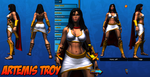 Artemis Troy - Costume Ref 01 by Agent-Foo