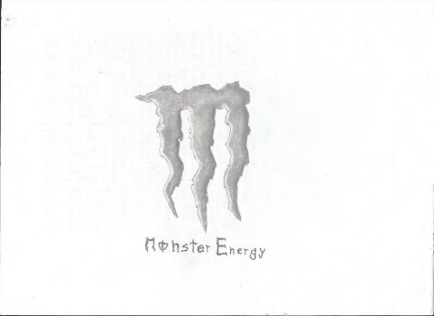 Monster Energy Drink by Tyreon