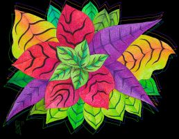 Colorful Leaves by riverfox1