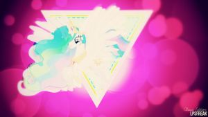 Celestia Wallpaper by LPSfreak