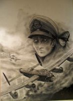 The Dambusters +commission+ by ArtisticAxis