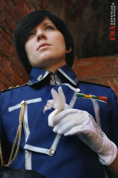 Roy Mustang cosplay for RSYA 1 by mor-rigan